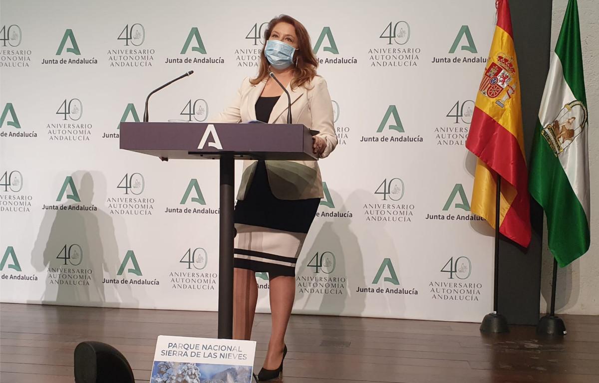 Sierra de las Nieves convertirá a Andalucía en el territorio peninsular con más parques nacionales