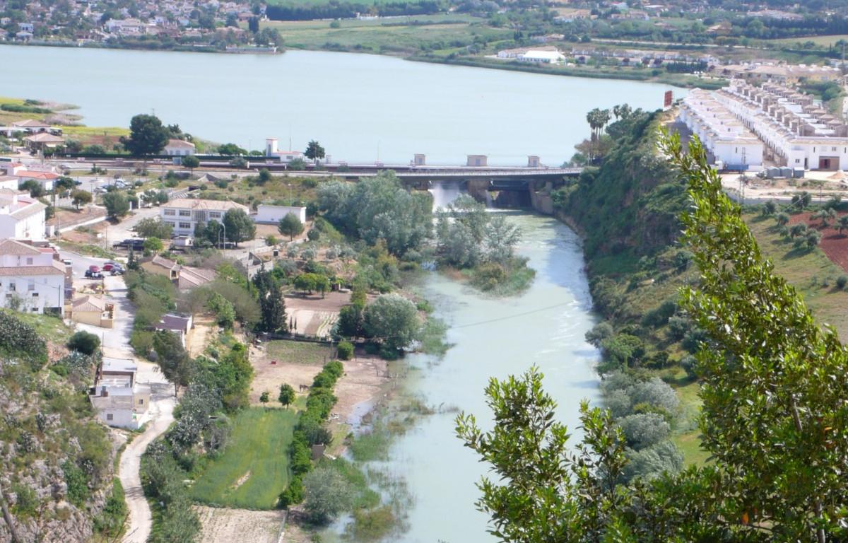 La Junta destina 1,6 millones de euros a mejorar la seguridad de la presa de Arcos de la Frontera