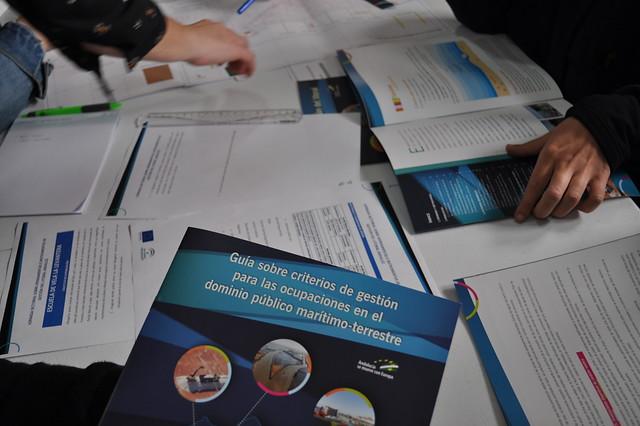 Documentos y folletos divulgativos con información ambiental