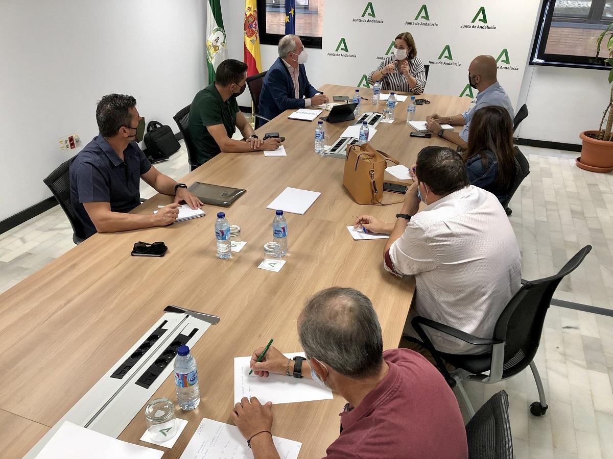 La Agencia de Medio Ambiente y Agua constituye este viernes la comisión negociadora de su convenio colectivo