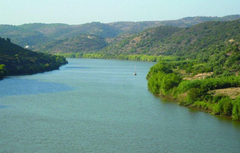 Demarcación hidrográfica del Guadiana