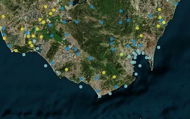 Datos e informes sobre la calidad de aguas de transición y costeras