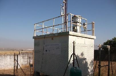 Red de Vigilancia y Control de la Calidad del Aire de Andalucía