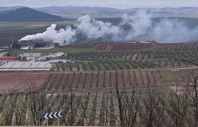 Emisiones de compuestos orgánicos volátiles