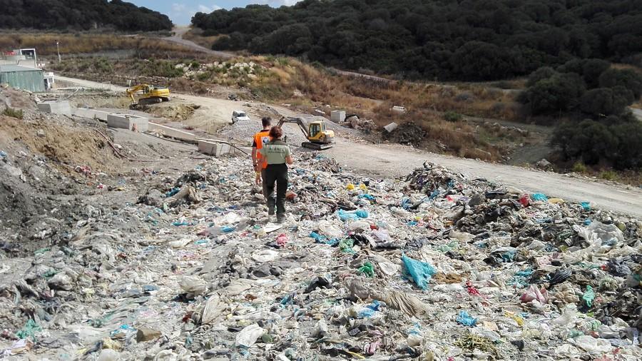 Traslado de residuos