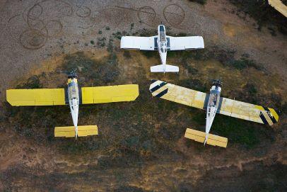 Realización de vuelos fotogramétricos