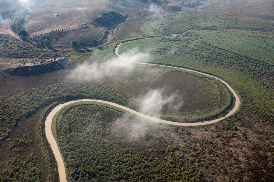 Ámbito territorial y físico de la Demarcación Hidrográfica del Guadalete y Barbate