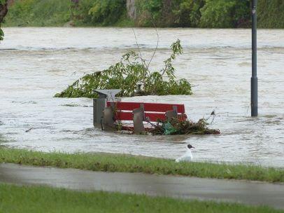 Seguimiento de inundaciones