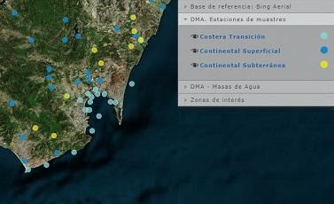 Datos e informes de calidad de aguas subterráneas