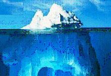Experimento nº 2: Si los icebergs se derriten, ¿subirá el nivel del mar?