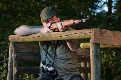 Examen del cazador y del pescador