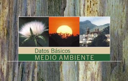 Datos básicos de Medio Ambiente en Andalucía. Edición 2002