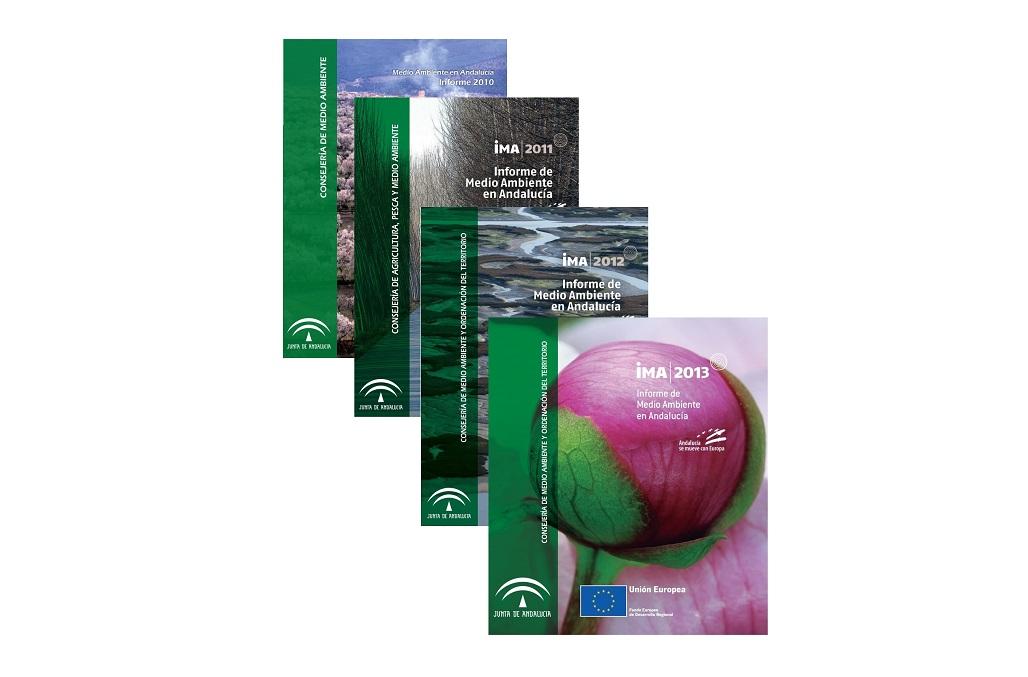 Más Informes de Medio Ambiente en Andalucía (1987 - 2013)