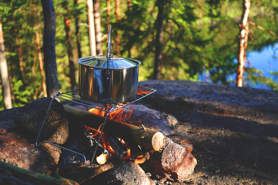 Respetar la naturaleza en las acampadas
