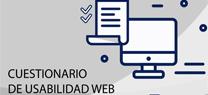 Cuestionario de usabilidad Web para el usuario