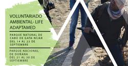 Voluntariado Ambiental Life Adaptamed