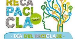 Día del reciclaje en la Universidad de Huelva