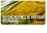 Autorizaciones de Vertido competencia de la Junta de Andalucía