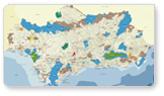 """Destacado """"Mapa actualizado RENPA y la relación de espacios naturales protegidos de Andalucía"""""""
