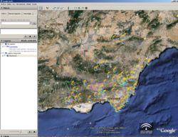 Aplicación de Google Earth