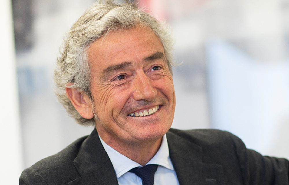 José María Pachecho, impulsor de la Fundación Alala Konecta.
