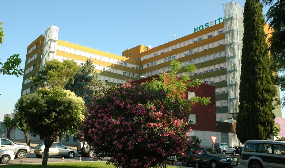 Hospital Neurotraumatológico del Complejo Hospitalario de Jaén.