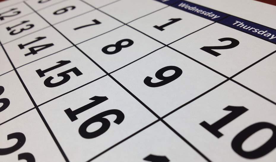 El Consejo de Gobierno ha aprobado el calendario de festivos laborales en todo el territorio de Andalucía para el año 2022.