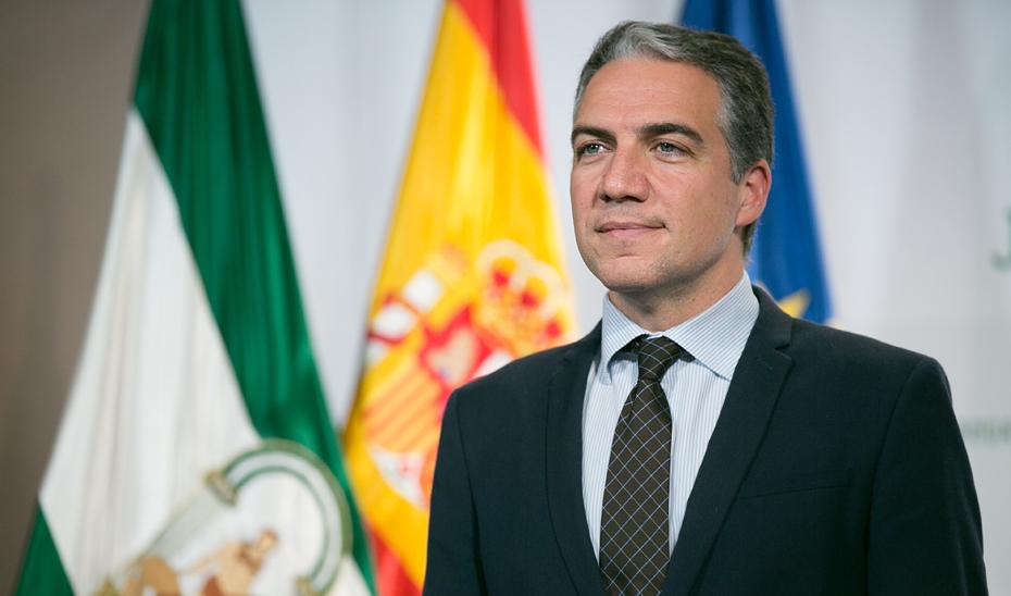 Elías Bendodo Benasayag - Portavoz del Gobierno Andaluz