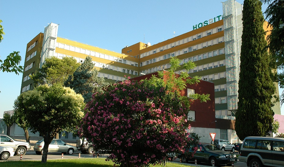 Hospital Neurotroumatológico.