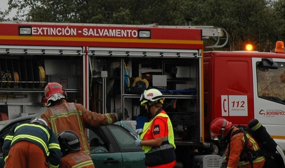 Un fallecido y un herido en un accidente de tráfico registrado en Pozo Alcón