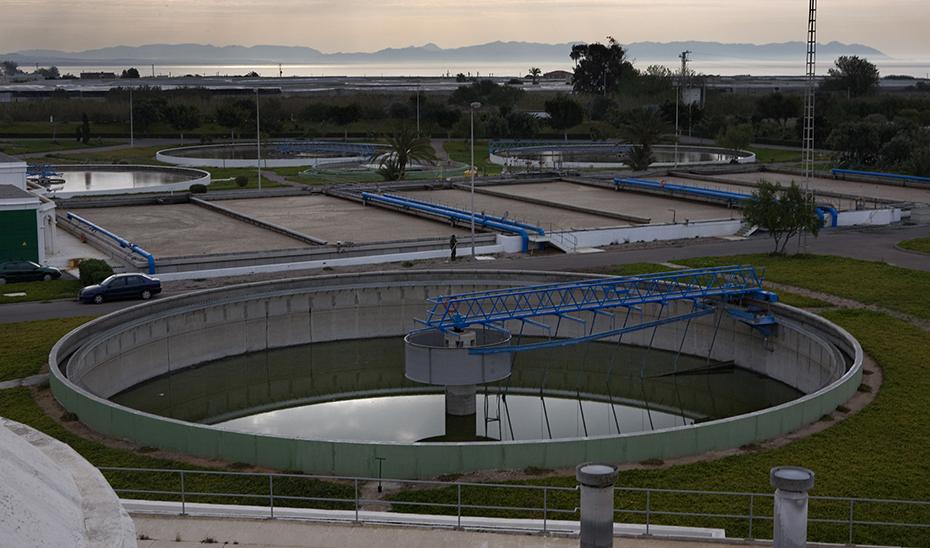 Infraestructura hidráulica.