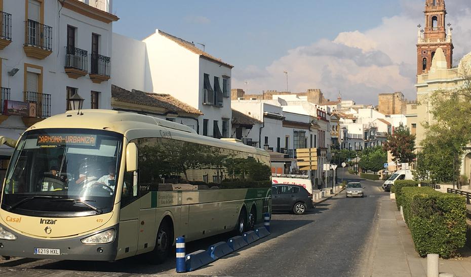 La red de transporte metroplitano de Andalucía cuenta con 1.450 rutas en autobús.