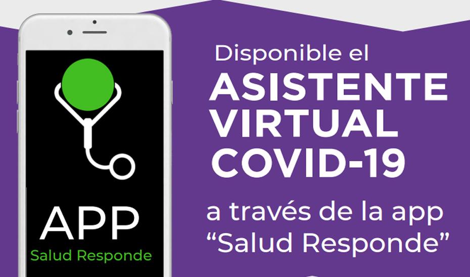 Asistente virtual para informar sobre el Covid-19.