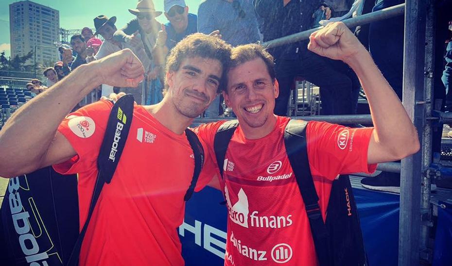 Paquito Navarro y Juan Lebrón, Premios Andalucía de los Deportes 2019.