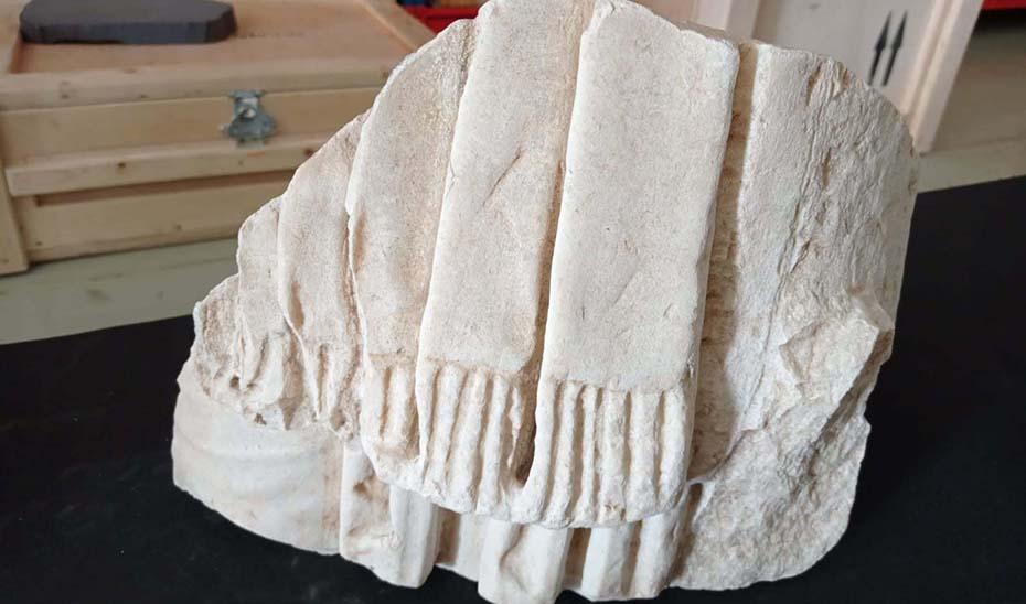 Cultura adquiere seis piezas romanas excepcionales halladas en Osuna para el Arqueológico de Sevilla
