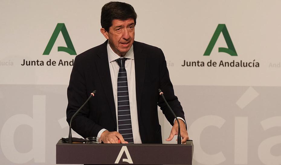 Marín anuncia la aprobación de 1,5 millones para 24 localidades afectadas por el temporal