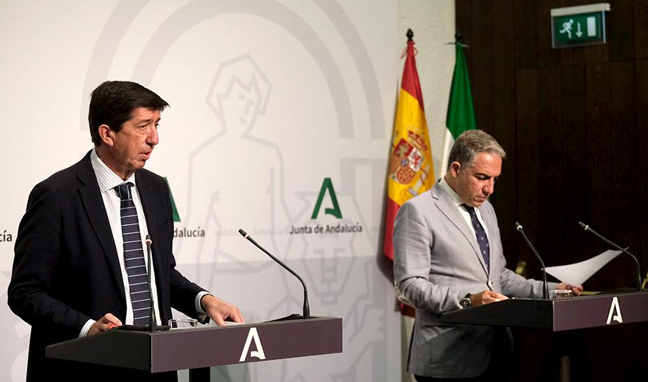 Comparecencia informativa posterior al Consejo de Gobierno (vídeo íntegro)