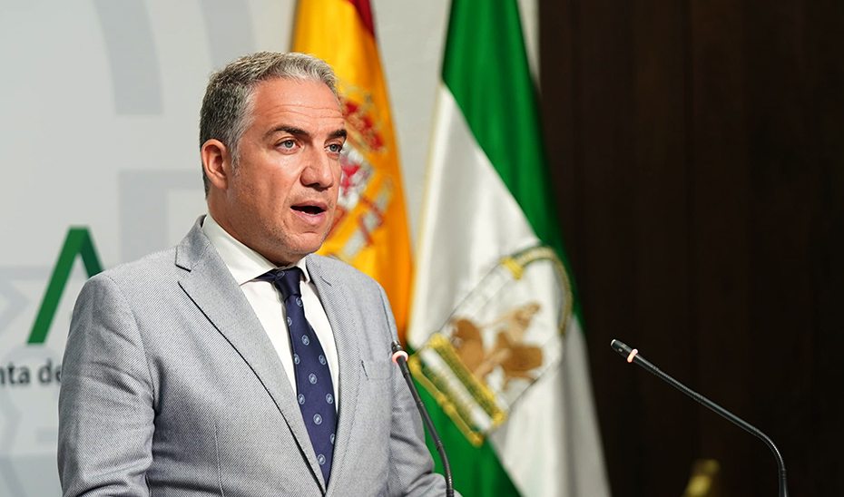 Bendodo señala la posición pionera de Andalucía con el Plan de Acción por el Clima