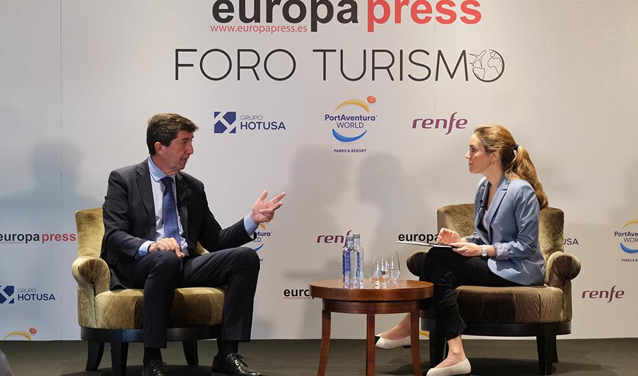 Marín apuesta por reformas que sostengan a las empresas para garantizar el futuro del sector turístico