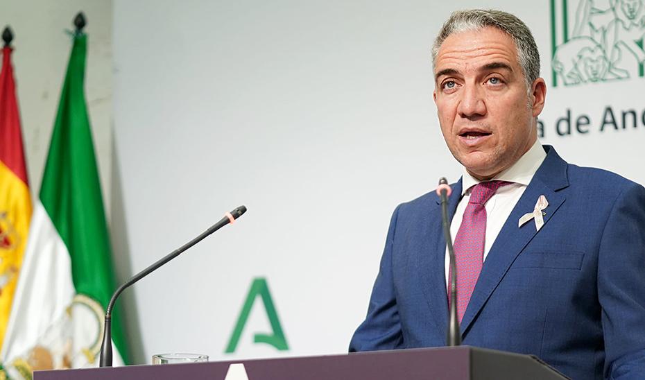 Bendodo informa de la ampliación de las ayudas para trabajadores en ERTE y nuevos autónomos