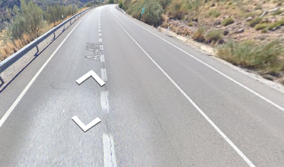 Un fallecido y un herido en un accidente de tráfico en Belmez de la Moraleda