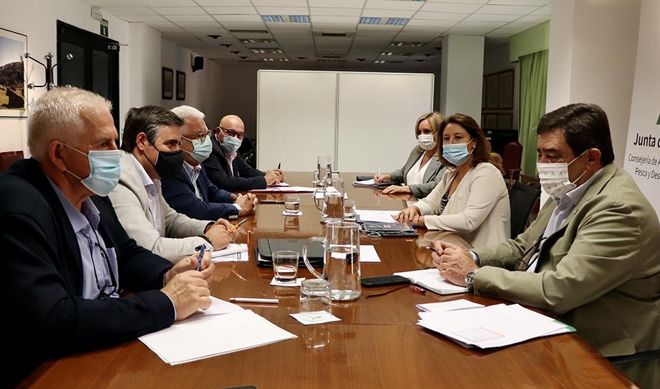 Reunión de la Mesa de Interlocución Agraria sobre la PAC