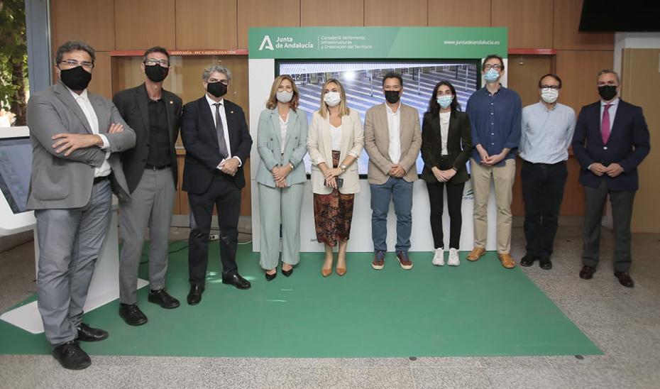 El Plan Vive Tu Ciudad en la Escuela de Arquitectura de Sevilla