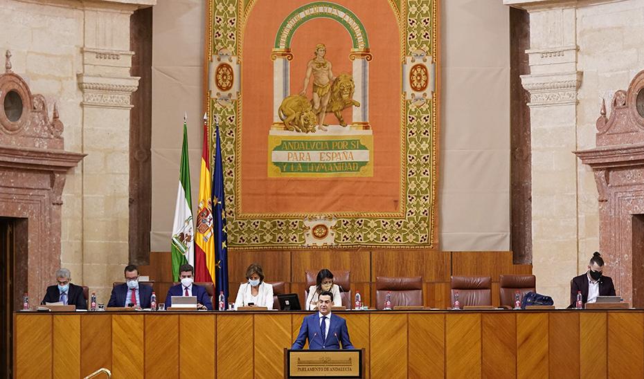 Moreno anuncia una Oficina del Defensor sobre Salud Mental