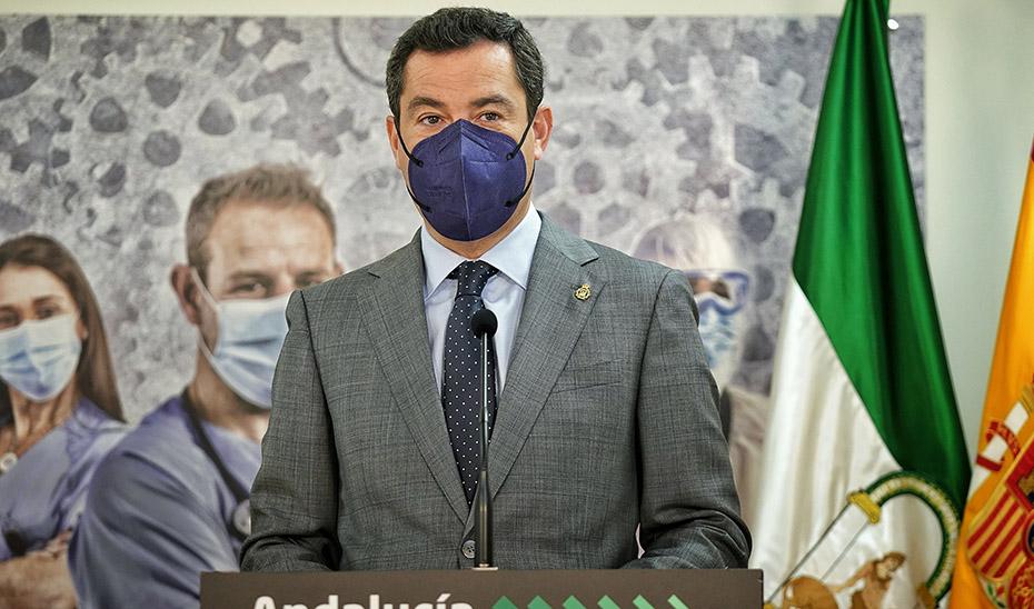 Intervención del presidente en la inauguración de la nuevas dependencias del Hospital Macarena