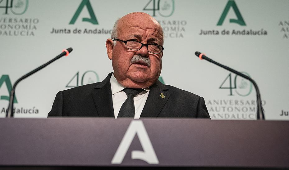 Jesús Aguirre anuncia la nueva OPE del SAS, con 4.000 plazas