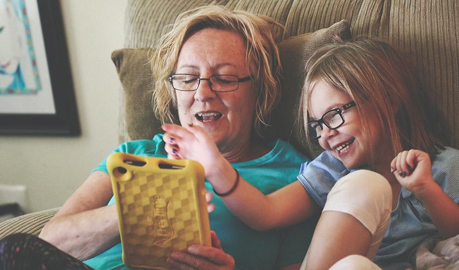 Mejora psicosocial contrastada de los menores acogidos