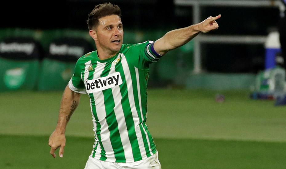 El futbolista Joaquín Sánchez, nuevo Embajador de Andalucía