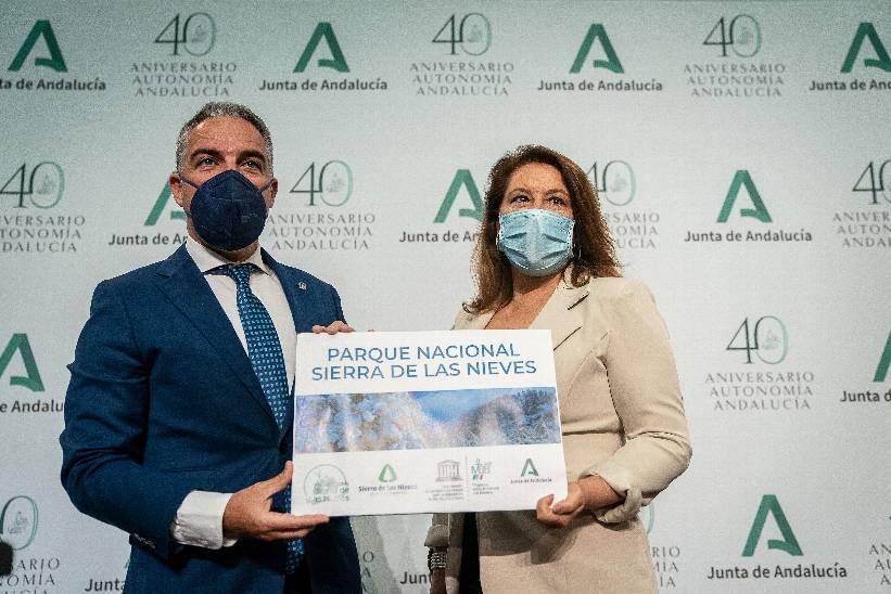Comparecencia de Elías Bendodo y Carmen Crespo tras el Consejo de Gobierno (audio íntegro)