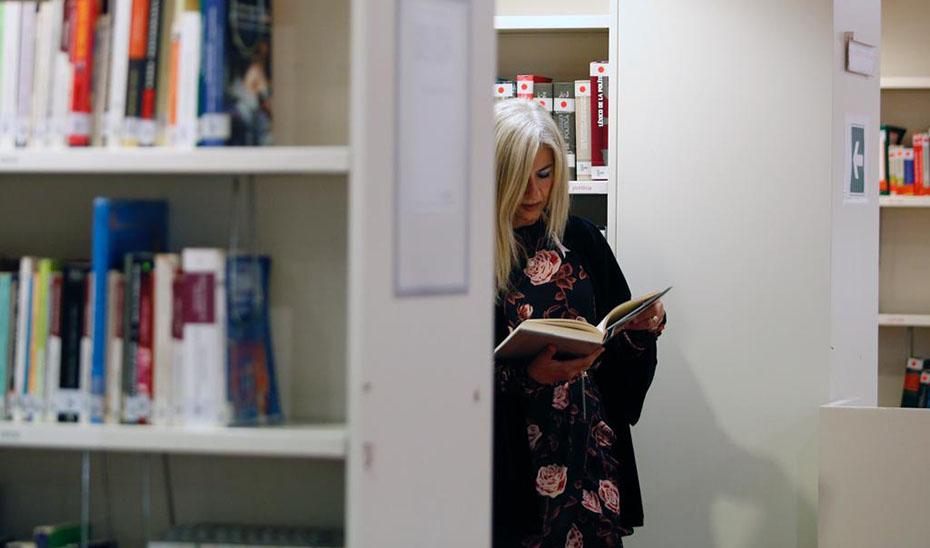 Nuevos libros para las bibliotecas públicas